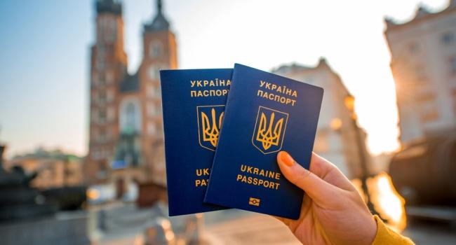 ВЕС ожидают «безвиз» с государством Украина  втретем месяце весны