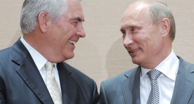 ВКремле прокомментировали жесткие тезисы Тиллерсона о РФ