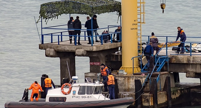 Опознано неменее 70 погибших при крушении самолета Ту-154