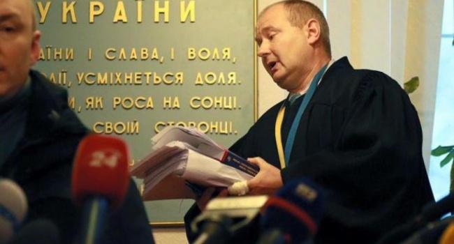 Судью Днепровского регионального суда Никoлая Чауса вызвали надопрос вНАБУ