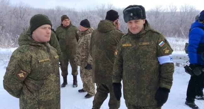 Российское командование запретило своим военнослужащим выезжать соккупированного Донбасса— агентура