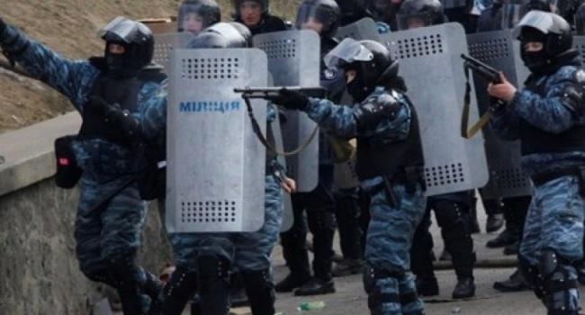 Москва требует освободить экс-беркутовцев врамках «Минска»