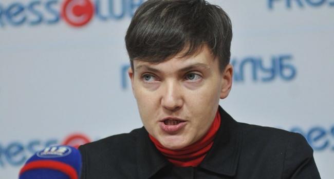 Захарченко: «Кспискам Савченко нужно относиться неменее серьезно»