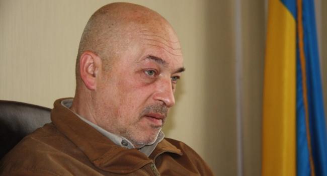Тука проинформировал, когда начнется освобождение оккупированного Донбасса