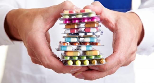 Цены нанекоторые лекарственные препараты вгосударстве Украина завышены в14 раз