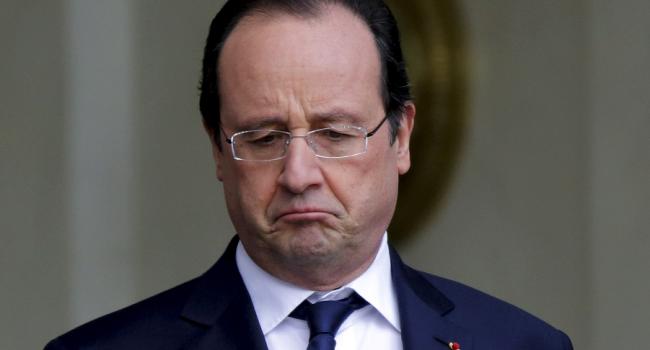 Олланд ответил накритику Трампа вадрес европейского союза иНАТО