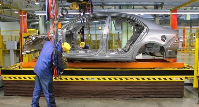 Автопроизводство вгосударстве Украина в минувшем 2016г уменьшилось на36,5%