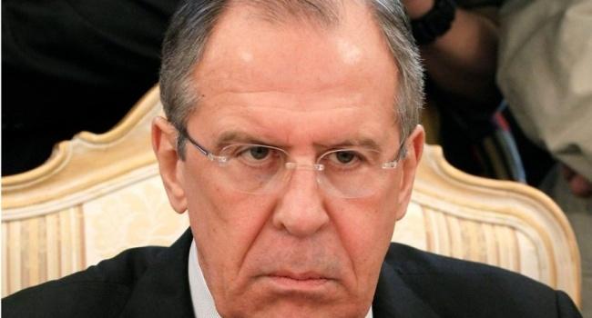 Министр иностранных дел Российской Федерации отчитался оработе дипломатов перед репортерами