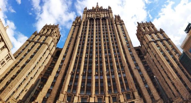 В МИД России истерика из-за поданного Украиной иска в суд ООН