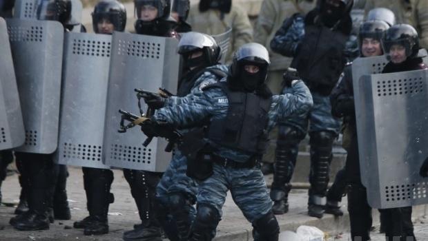 Беглые бойцы «Беркута» получили гражданство России