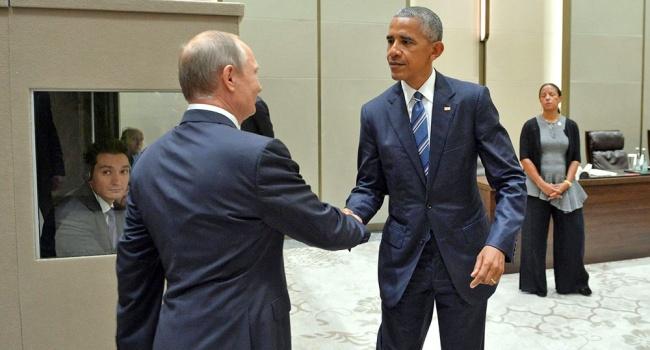 Обама охарактеризовал свои контакты сПутиным как деловые