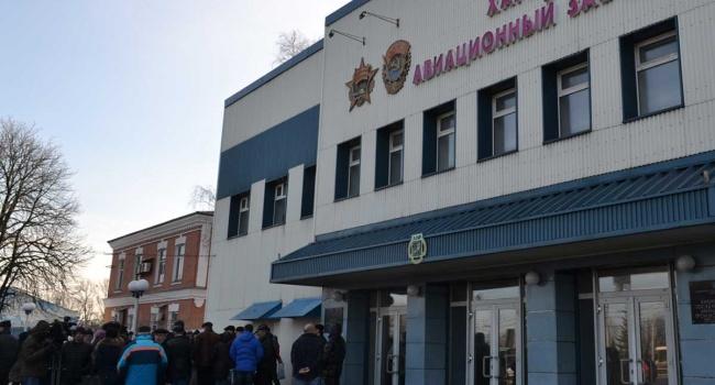 На Харьковском авиазаводе ждут множество заказов