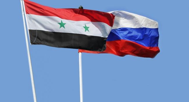 Российская Федерация иСирия договорились опункте ВМФ вТартусе