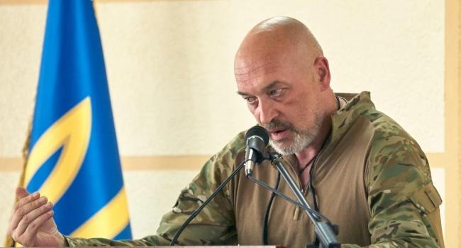 На захваченный Донбасс 90% товаров завозятся из Российской Федерации,— Тука