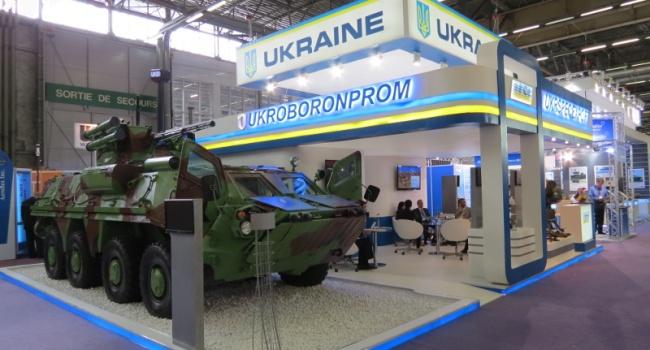 «Укроборонпром» планирует расширение сотрудничества сВеликобританией впрограмме импортозамещения