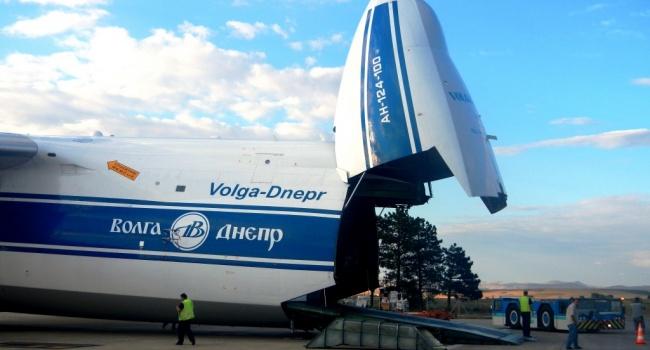 Украина завершила сотрудничество с русской авиакомпанией «Волга-Днепр»