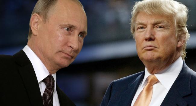 ВКремле сказали, что Путин готов увидеться сТрампом