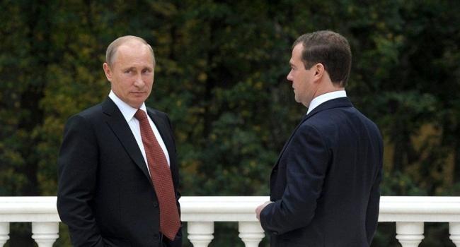 Весной руководство может остаться без Медведева: Путин наметил новый курс