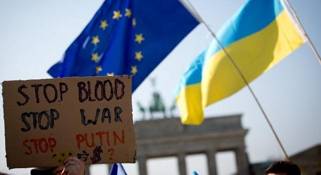 Савченко недали слова наакции против В.Путина наМайдане