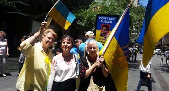 Савченко недали слова наакции против Владимира Путина вКиеве