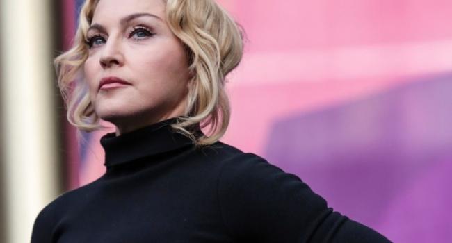 Мадонна отправила Трампа иугрожала подорвать Белый дом