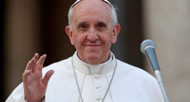Пример Гитлера типичен— Папа Франциск