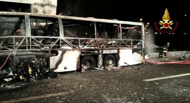 Ужасная автокатастрофа в Италии привела к гибели 16 человек