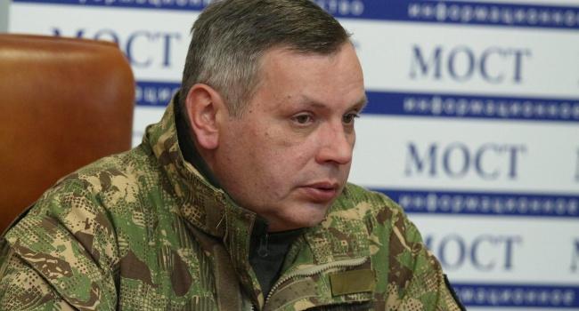 Украинские военные контролируют дорогу кГорловке