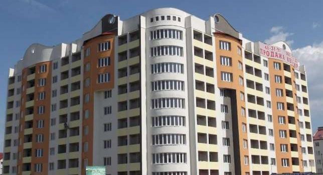 Две украинские области лидируют по жилищному строительству