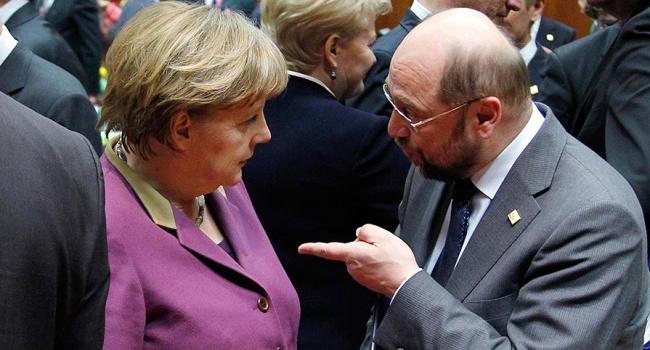 Прошлый руководитель Европарламента станет конкурентом Меркель навыборах