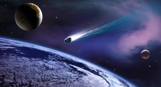 Мимо Земли пролетел астероид размером савтобус— Ученые
