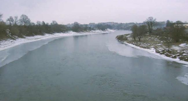 Чрезвычайная ситуация на реке Днепр