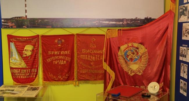 В Винницкой области нашли «живой красный уголок»