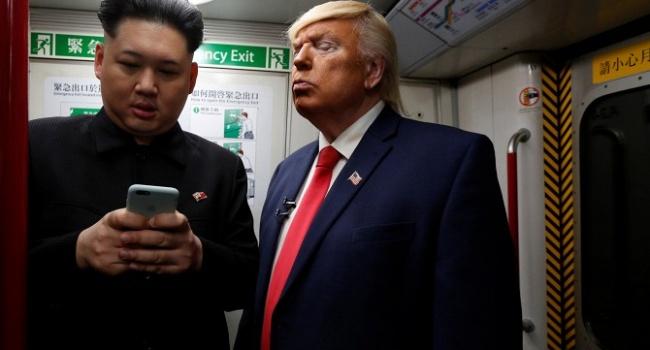 Двойники мировых лидеров: Встреча Трампа и Ким Чен Ына - фото
