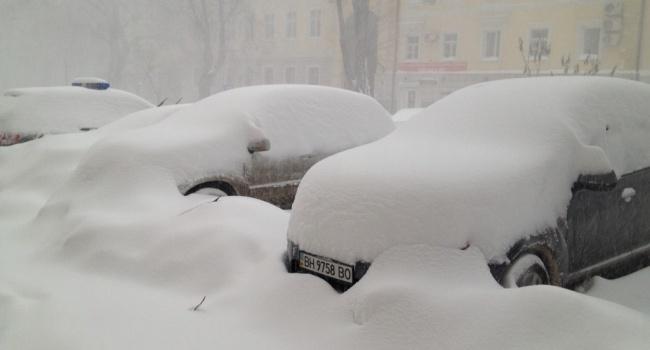 Сильные морозы будут впоследнюю ночь января, особенно навостоке