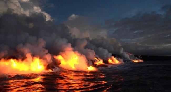 Активізація вулкану на Гаваях