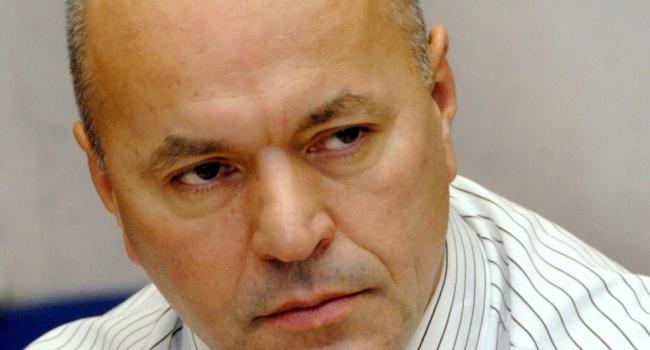 СМИ: экс-мэр Ужгорода пригрозил отделить Закарпатье от Украины стеной