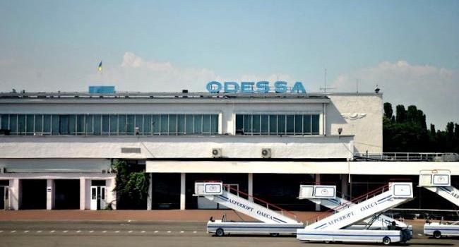 Новый терминал сдали вэксплуатацию— Одесский аэропорт