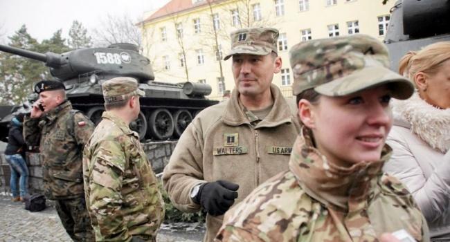 Вашингтон перекине танки з Польщі в країни Балтії