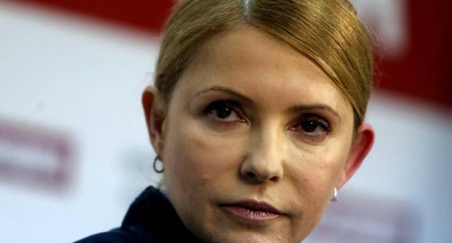 Нусс: речи Тимошенко один в один звучат синхронно с речами рупора Кремля Пескова