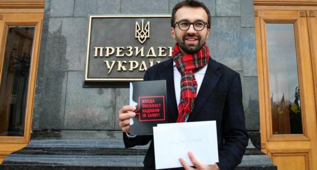 Лещенко пошел «информационной войной» на президента и обвинил в желании захватить «112 канал»