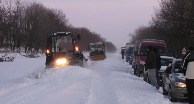Погода 12 января: потепление, дождь и мокрый снег