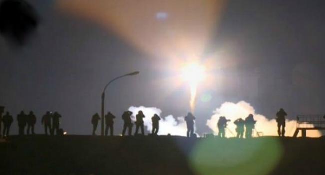 Мешканка Донецька розповіла журналісту подробиці потужного вибуху у місті