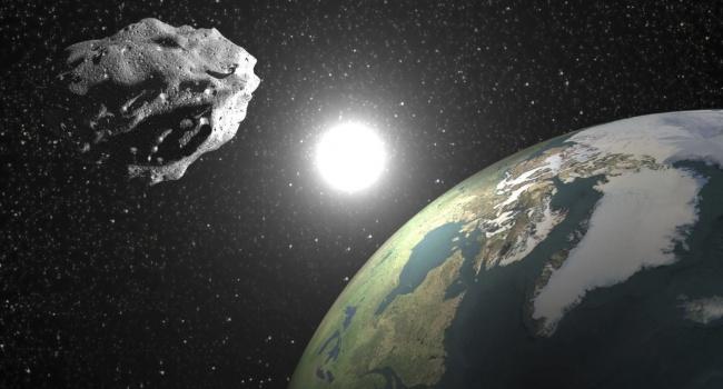 Прямо покурсу: кЗемле мчится немалый астероид