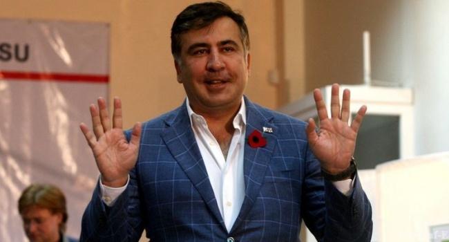 Саакашвили: Украина обречена стать сверхдержавой Европы