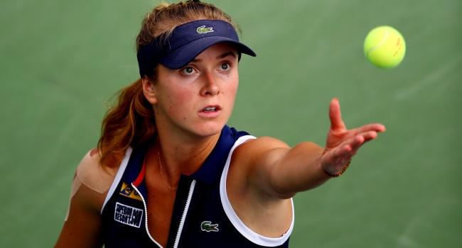 Элина Свитолина начала новый сезон с победы и рекорда