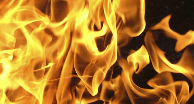 Вspa-салоне живьем сгорели 18 человек— КНР