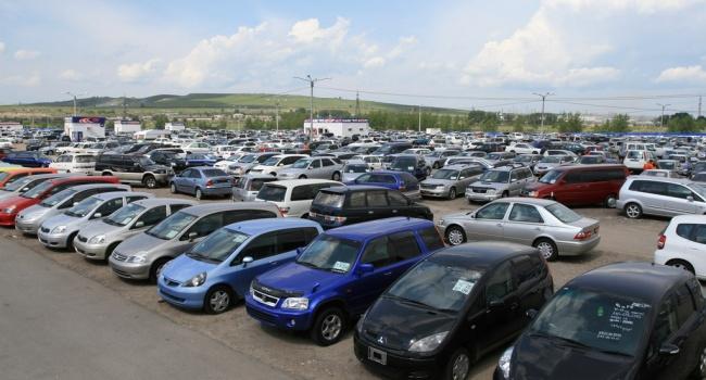 Вгосударстве Украина увеличились объемы продаж подержанных авто