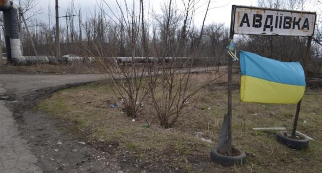 Бочкала: в Авдеевке гремит непрерывно, много раненых