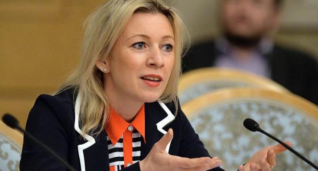 Захарова поведала, что русские дипломаты неввозят встрану «санкционку»